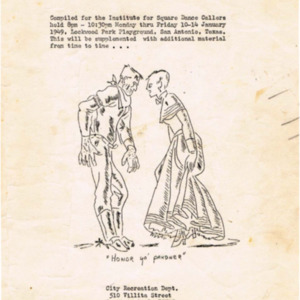 Syllabus of Square Dances, Rickey Holden 1949.pdf