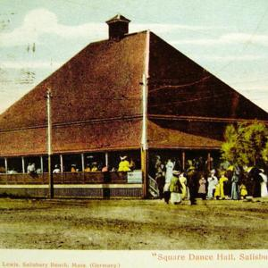 Salisbury Beach MA Square Dance Hall Postcard c1908.jpg