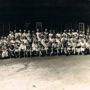 at American squares school 1953 - outside.jpg