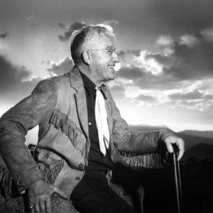 Lloyd Shaw portrait